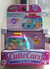 2017 SHOPKINS CUTIE CARS #09 TRAVELING TACO-Hard To Find