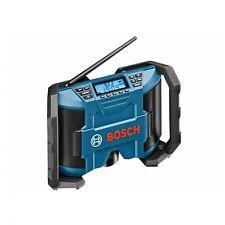 BOSCH Radio GML 10,8 V-LI, Solo Version, L-BOXX Baustellenradio