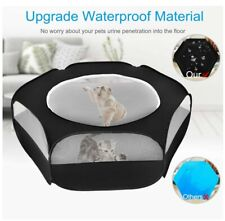Small Animal Playpen, Waterproof Small Pet Cage Tent Portable Outdoor Exercise Y