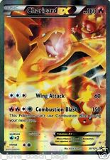POKEMON TCG: Charizard  EX XY121  FULL ART HOLO CARD BLACK STAR PROMO ULTRA RARE