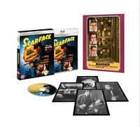 Scarface Bluray HMV UK Exclusive Premium Collection New Presale