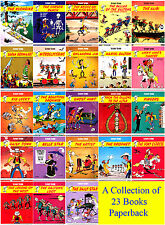 Lucky Luke Comics Brand New 23 Books Set Collection by  Morris B. De Groot