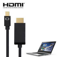 Lenovo ThinkPad Yoga 260, 460 Laptop Mini DisplayPort(DP) to HDMI TV Lead Cable