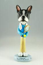 Tennis Boston Terrier-See Interchangeable Breeds & Bodies @ Ebay Store