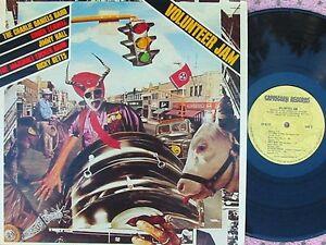 Charlie Daniels Band ORIG US LP Volunteer jam NM '76 Dicky Betts Southern rock