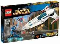 Lego DC Super Heroes 76028 DARKSEID INVASIONCyborg Green Arrow Hawkman NEW