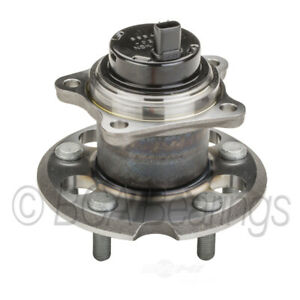 Wheel Bearing and Hub Assembly-FWD Rear BCA Bearing fits 03-04 Toyota Sienna