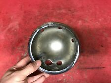 BSA B44 Victor 441  Headlight Bucket   Lucas MCH66  Ring