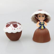 Überraschung Cupcake Prinzessin Puppe verwandelt Duftende Kuchen Kind Spielzeug