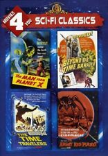 Movies 4 You: Sci-Fi Classics [New DVD]