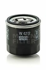 Oil Filter W67/2 Mann 1560187107 1560187107000 1560187107LOC 1560187204 4708878