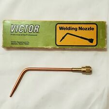 Victor 4 T 13 Welding Brazing Torch Tip Nozzle 4 W 1 100 Series 100fc 0324 0009