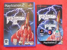 RAIDEN 3 III - PlayStation 2 PS2 ~PAL~ Arcade/Retro Game RARE