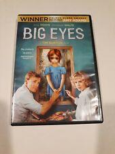 Big Eyes (DVD, 2014) Amy Adams Christoph Waltz Danny Huston