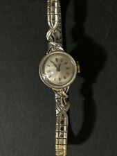 14K Longines Gold & Diamond Formal Dress Analog Watch