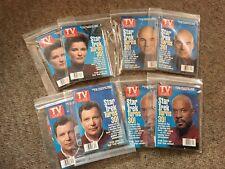 TV Guide Star Trek Turns 30 August 24-30 1996 Lot