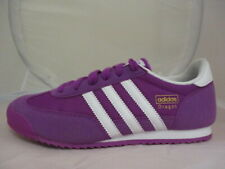 adidas Dragon Junior Girls Trainers UK 5 US 5.5 EUR 38 REF 6855