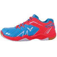 Squash White//Red />/>REDUCED/</< NEW Victor Indoor Court A501 Shoes for Badminton