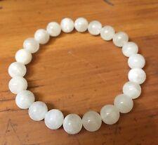 ॐCrystal Blissॐ Natural Moonstone IVF, PCOS, Fertility Infertility Bracelet