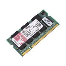 New Kingston 1GB DDR1 PC-2700 333Mhz 2.5V CL2.5 200Pin Laptop SO-Dimm Memory