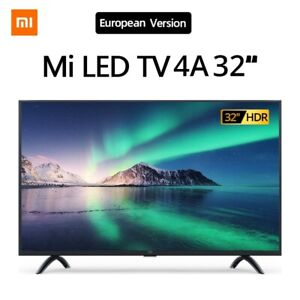 """Xiaomi Mi TV 4A 32"""" LED HD HDR Smart TV Android TV 9 Dolby DTS WiFi 5 DVB-S2/T2"""