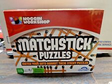 - matchstick puzzles - challenge you mind and wits with these sticky puzzles