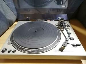 Technics SL-1600 Direct Drive Automatic Turntable w/ Needle Made in Japan