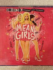 MEAN GIRLS Original Broadway Cast Recording CD (21 Tracks) >NEW<