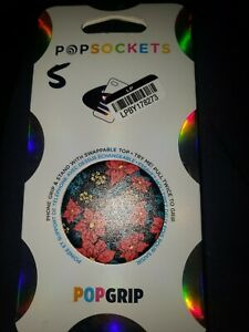 New Popsockets POPGRIP Poinsettia