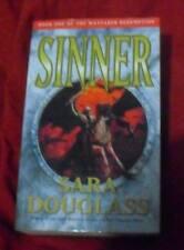 Sara Douglass - Sinner - The Wayfarer Redemption book 1 sc/ 0114