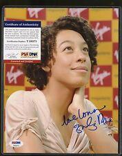 Corrine Bailey Rae Signed 8x10 Photo PSA/DNA COA AUTO Autograph