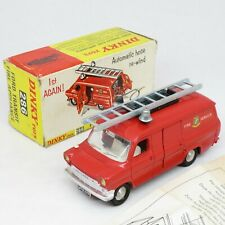 Dinky Toys - 286 Ford Transit Fire Appliance - Non-Metallic Red - Boxed Vintage