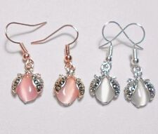 Glass Drop/Dangle Animals & Insects Costume Earrings