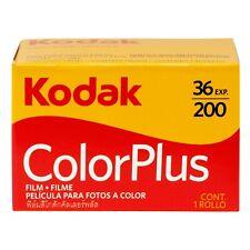 4x KODAK COLORPLUS 200 36 pose / scad. 05/2022
