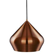 PIRAMIDE DI RAME VIVACE Soffitto Lampadario pendente Luce Illuminazione casa di montaggio