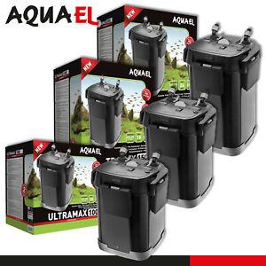 Aquael Filtre Ultramax 1000 1500 2000 Aquariophilie Externe Aquarium