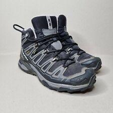 Salomon Power Band  Men`s Waterproof Hiking Gore-Tex Contra Grip Shoes uk8 eu42