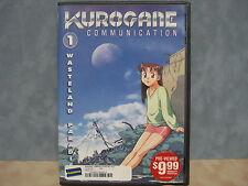 Kurogane Communications Vol. 1: Wasteland Paradise (DVD, 2002)