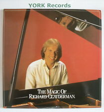 RICHARD CLAYDERMAN - The Magic Of ... - Ex Double LP Record TellyDisc TELLY 19