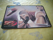 >> FATAL FURY 3 III NEO GEO AES CD ORIGINAL GENUINE JAPAN SHITAJIKI BOARD! <<