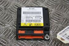 Housing calculator management airbag - Peugeot 607 - 9640344180