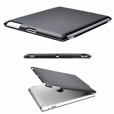Black iPad 2 iPad 3 (The new iPad) Slim fit Case cover for iPad Sticky Case