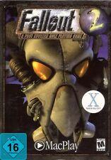 Mac:  Fallout 2 - A Post Nuclar Role Playing Game *Neu*