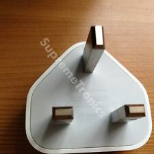 Genuine Official Apple iPhone 4S 5 5S 5C 6 Mains WALL Plug Adaptor iPad Charger
