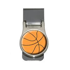 Basketball Money Clip