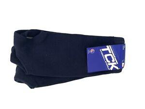 Baseball Stirrup Socks Navy Blue Athletic Socks TCK NWT