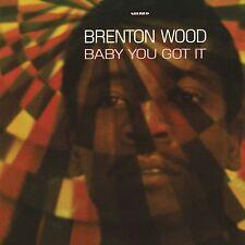 Brenton Wood BABY YOU GOT IT (STEREO) Craft Recordings NEW SEALED VINYL LP