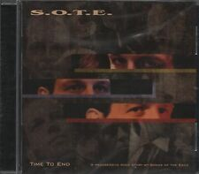 SONGS OF THE EXILE Time To End CD PROG Netherlands SEALED