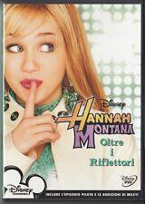 Hannah Montana. Oltre i riflettori. Vol. 1 (2006) DVD
