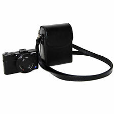 PU Leather Camera Case For Nikon COOLPIX A100 A10 A900 A300 DL24-85 F/1.8-2.8